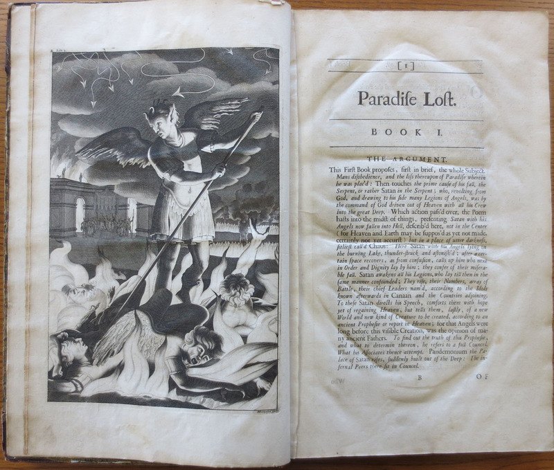 Paradise Lost : A Poem in Twelve Books