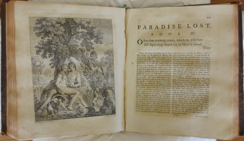 Paradise Lost. : A Poem in Twelve Books