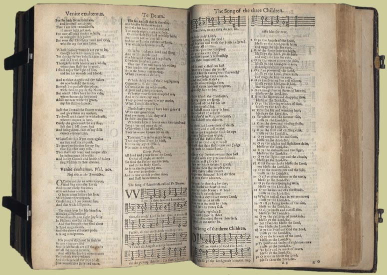 The Whole Book of Psalmes