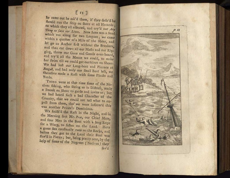 Madagascar, or, Robert Drury's Journal, During Fifteen Years Captivity on that Island …