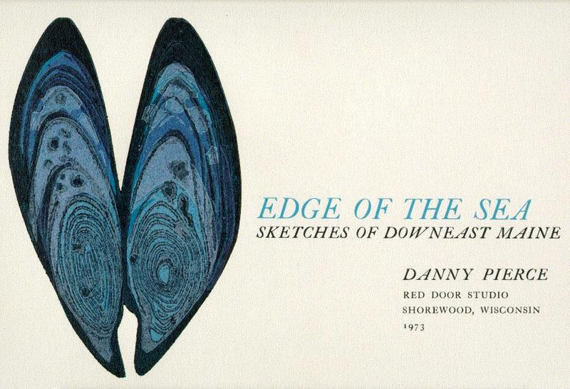 Edge of the Sea: Sketches of Downeast Maine