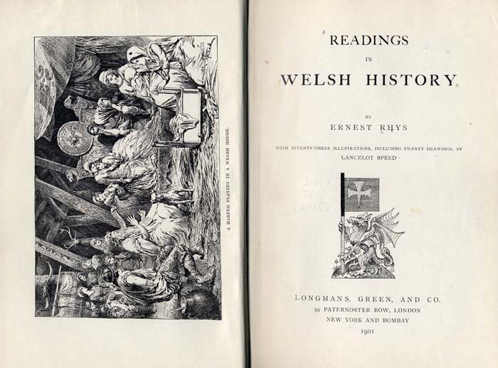Readings in Welsh History