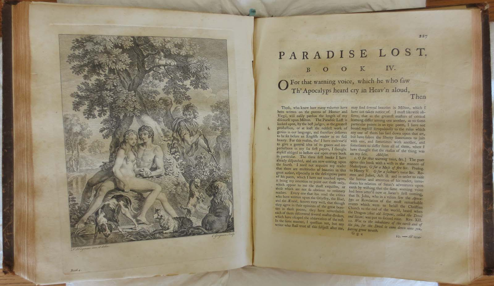 paradise lost eves defective character essay Rachel russo the paradox of paradise: gender roles in paradise lost however, milton's characters of adam and eve pose an either lose eve, or be lost.