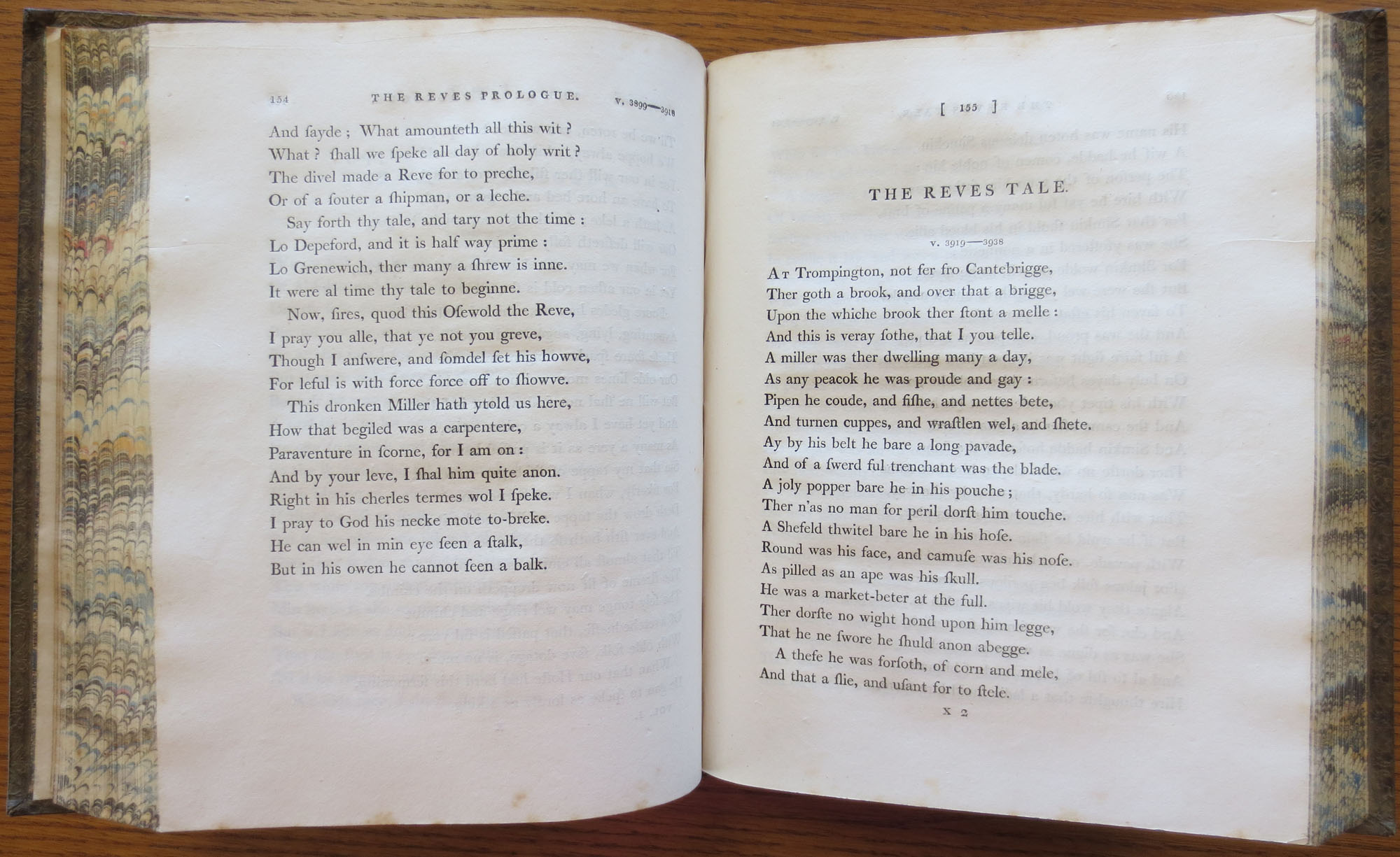 the canterbury tales clarendon press 1798 · the classic text the canterbury tales of chaucer