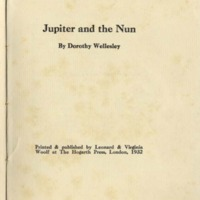 Jupiter and the Nun