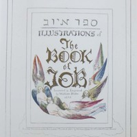 Colour Versions of William Blake's Book of Job Designs