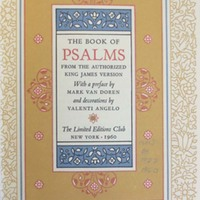 The Book of Psalms, from the Authorized King James Version
