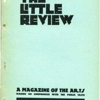 Ulysses, Episode XIII, The Little Review, April, 1920. Vol. VI, No. 11, pp. 43-50