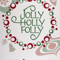 Jolly Holly poster