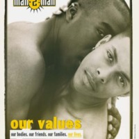 Our values (man2man)
