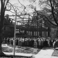 Construction of Waverly House