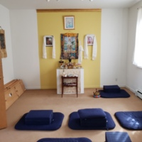 The Advanced Meditation Room
